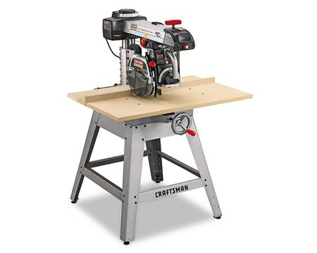 the radial arm saw the most versatile of stationary tools