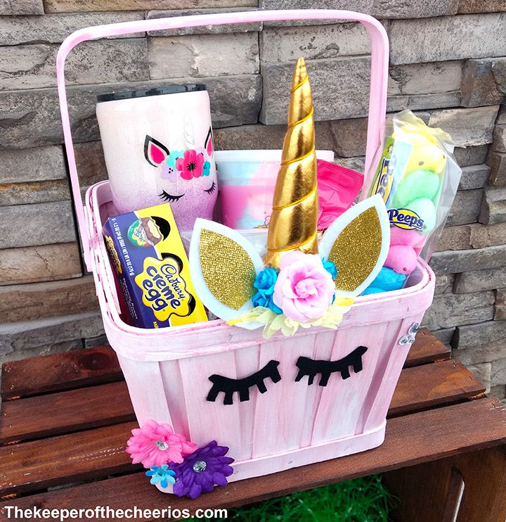 24 easter basket ideas we love creative easter basket ideas negle Gallery