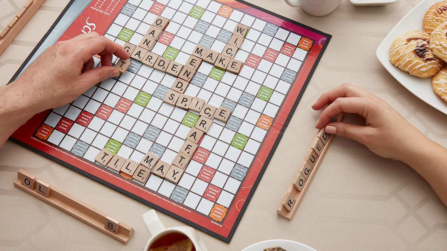 When Is a Game of Scrabble Over?