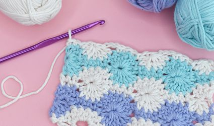 How to Crochet Catherine's Wheel Stitch