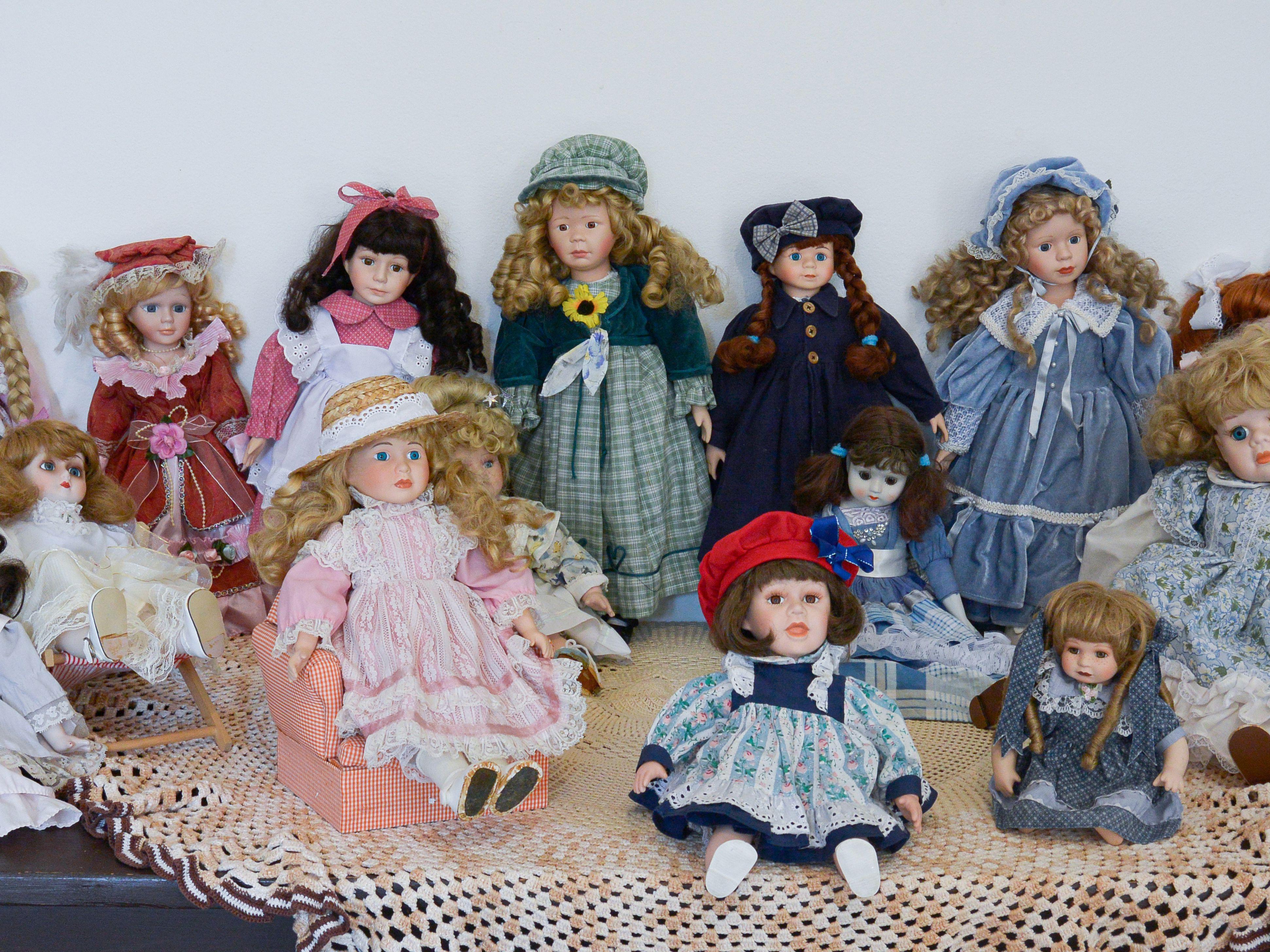 Doll Newest Dress