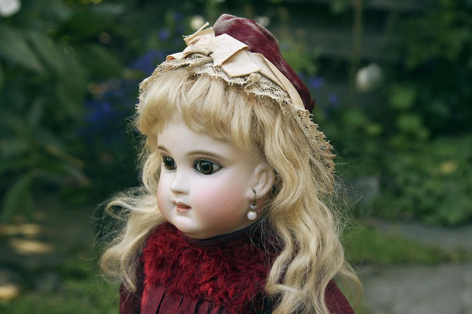 Antique french doll
