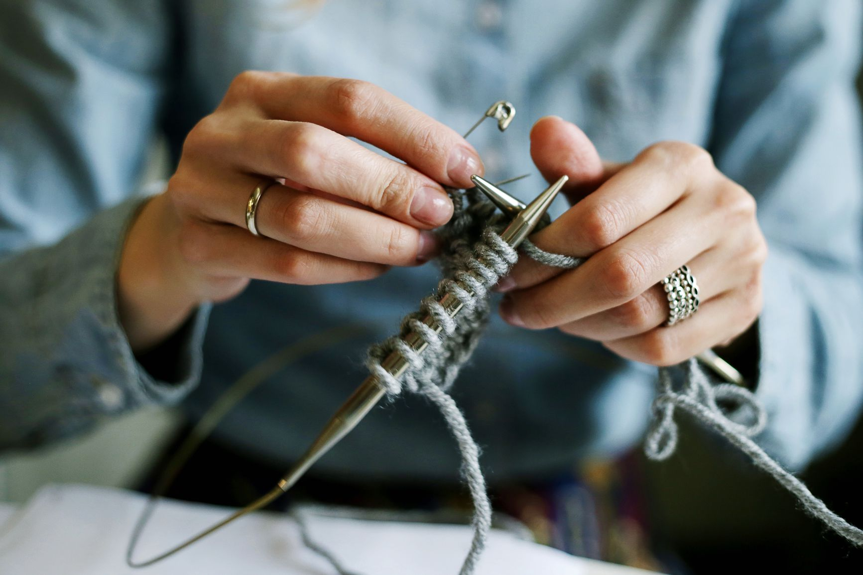 Learn How to Read Knitting Instructions with These Abbreviations