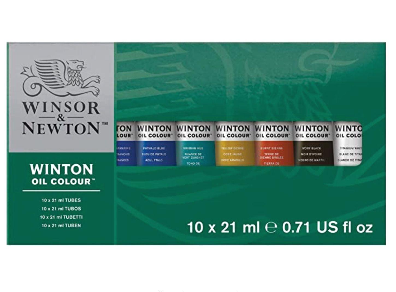 Winton & Newton Oil Colour