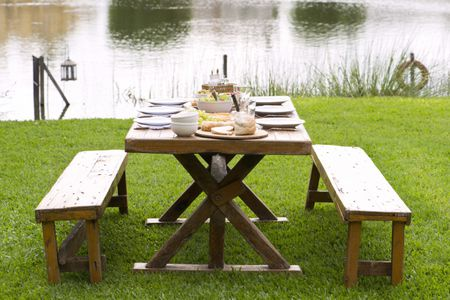 Free Picnic Table Plans In All Shapes And Sizes - Popular mechanics picnic table