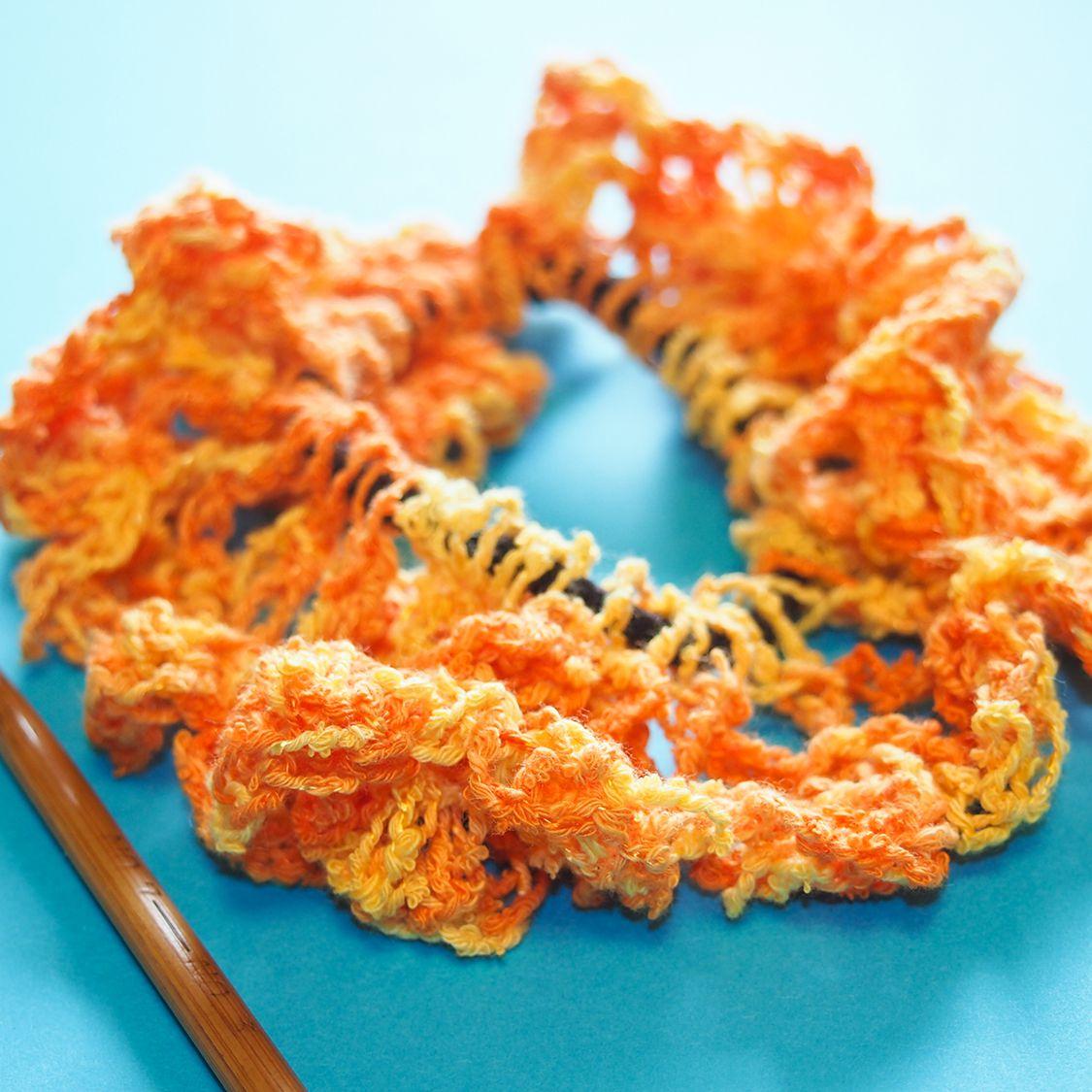 10 Free Crochet Hair Accessory Patterns