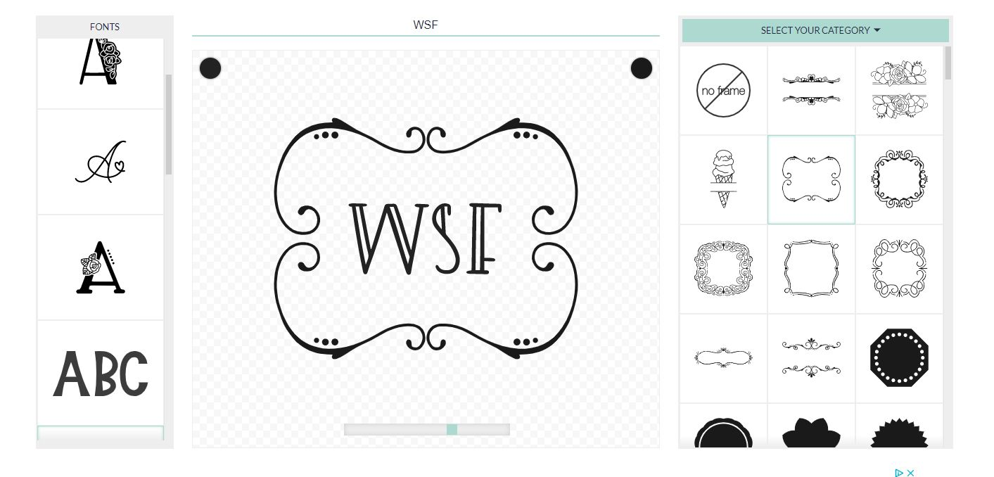 6 Free Monogram Makers And Generators