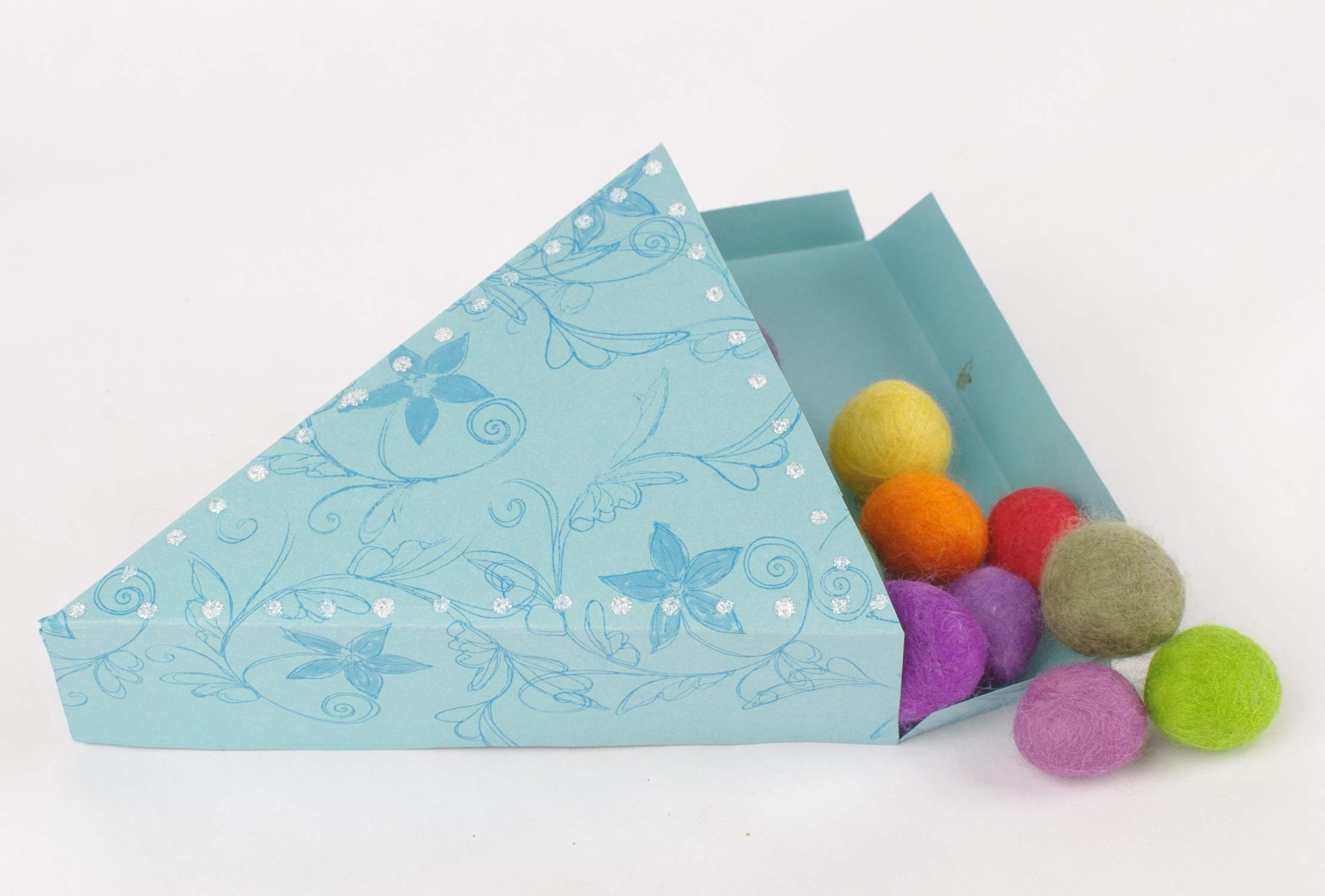 Quick Projects Using Decorative Paper