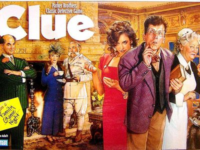 What Are The Basic Of Clue Cluedo