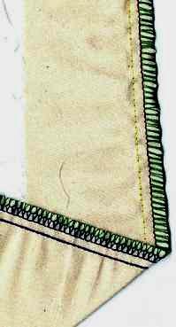 Five Thread Seam