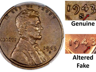 1943 Steel (Silver) Penny: Background and Value