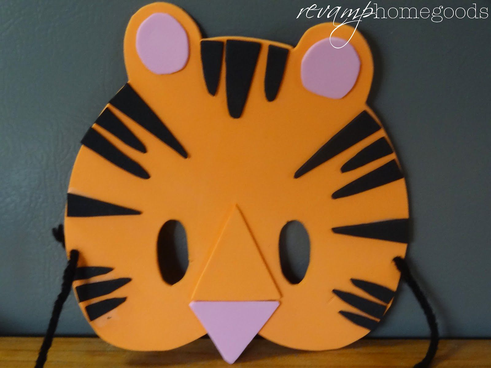 10 Crafty Mask Ideas For Kids