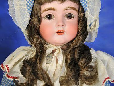 Top 5 German Antique Doll Brands