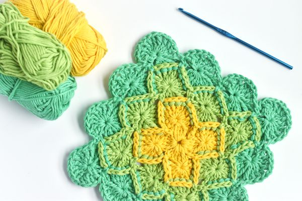 How to Do Bavarian Crochet Stitch