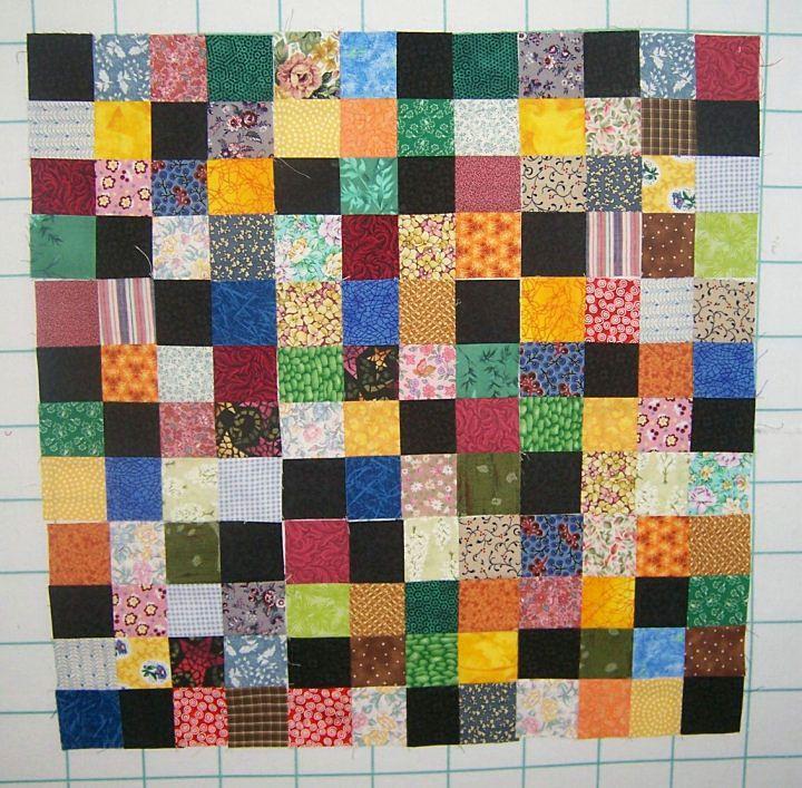 Sixteen Patch Quilt Blocks