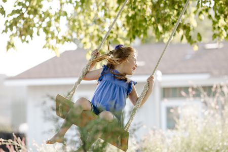 11 Free Wooden Swing Set Plans To Diy Today