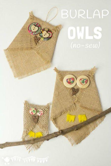 11 Cute Birdie Kids Crafts