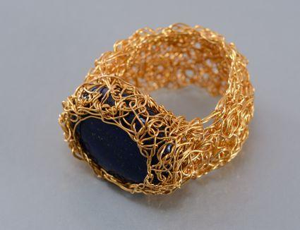 Crochet Wire Ring