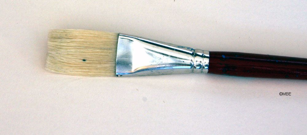Introduction to Art Paint Brushes