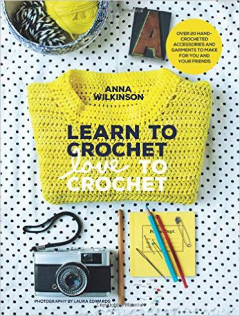 Learn to Crochet Book