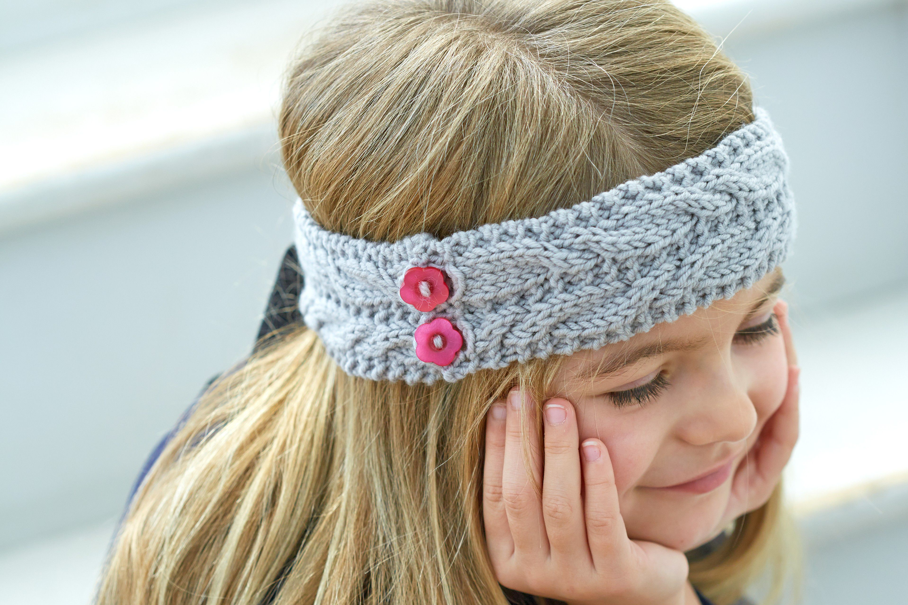 9 Free Crochet Ear Warmer Patterns