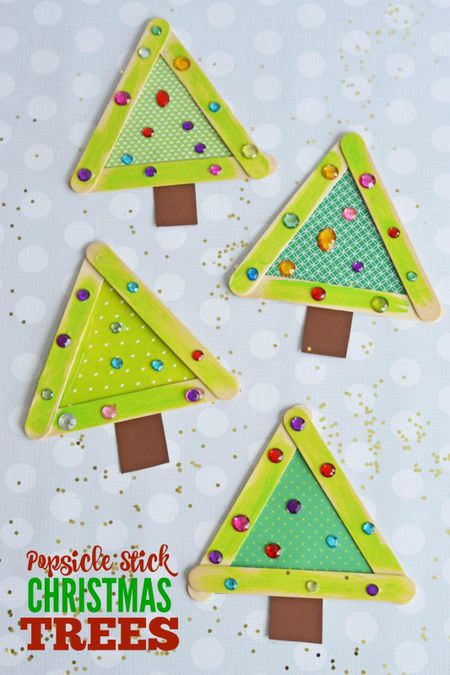 Celebrate The Holidays With 20 Christmas Tree Crafts For Kids