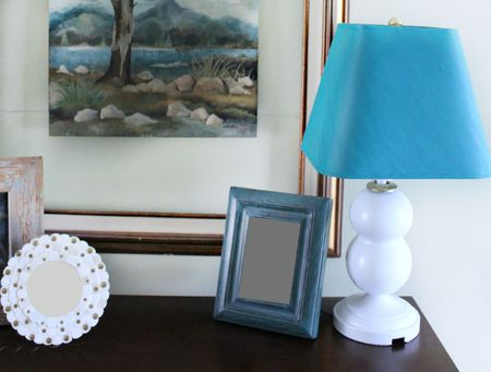 How To Transform A Dated Lamp