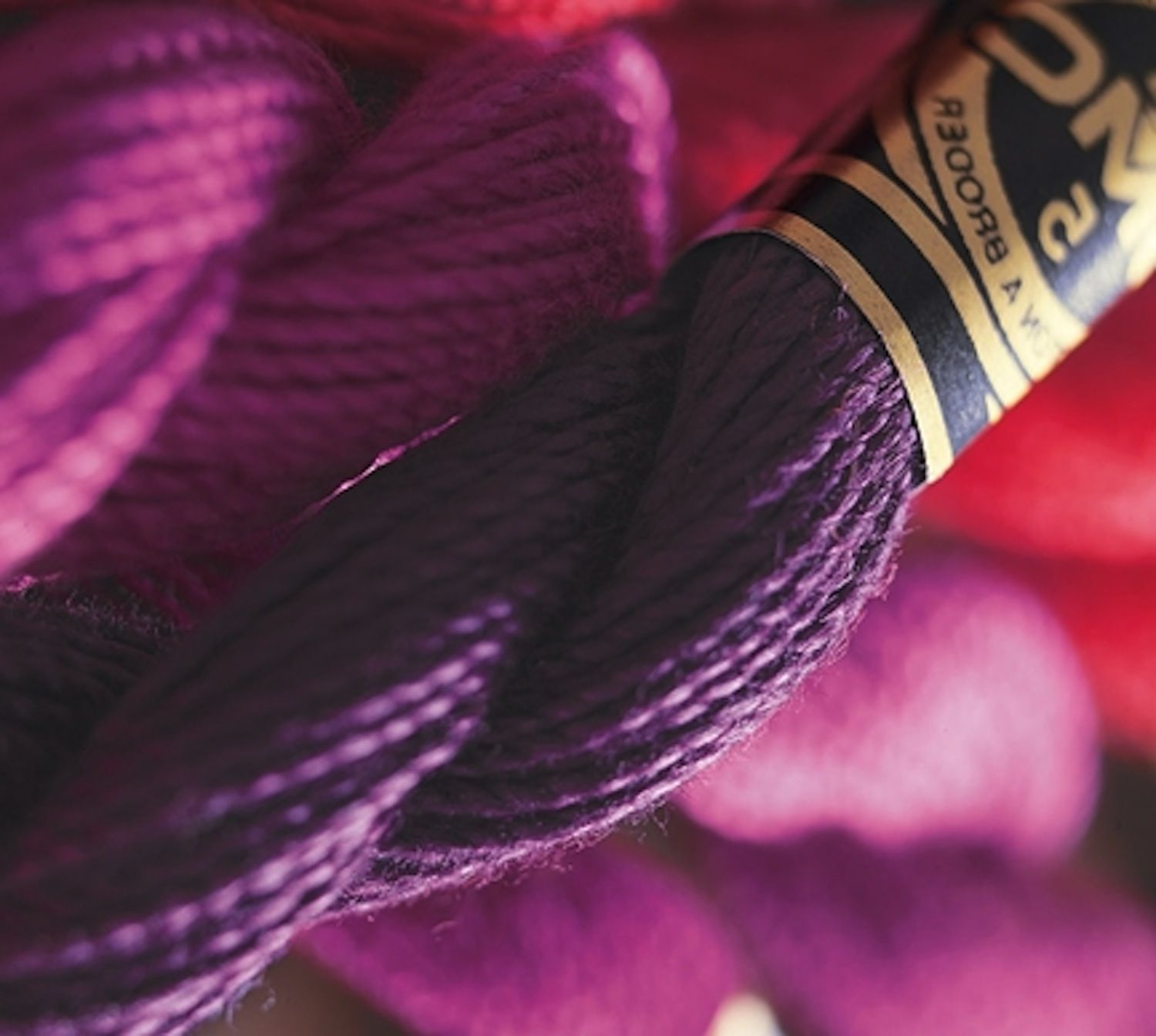 Threads And Fibers For Hand Embroidery