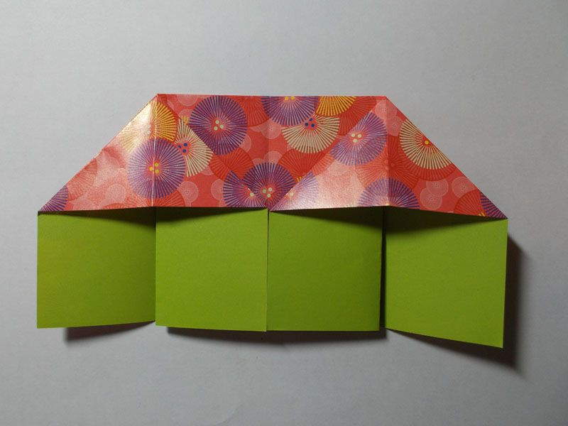 Types Of Origami Folds