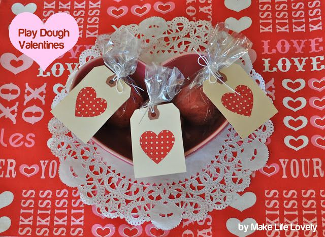 14 Easy Diy Valentines For Kids