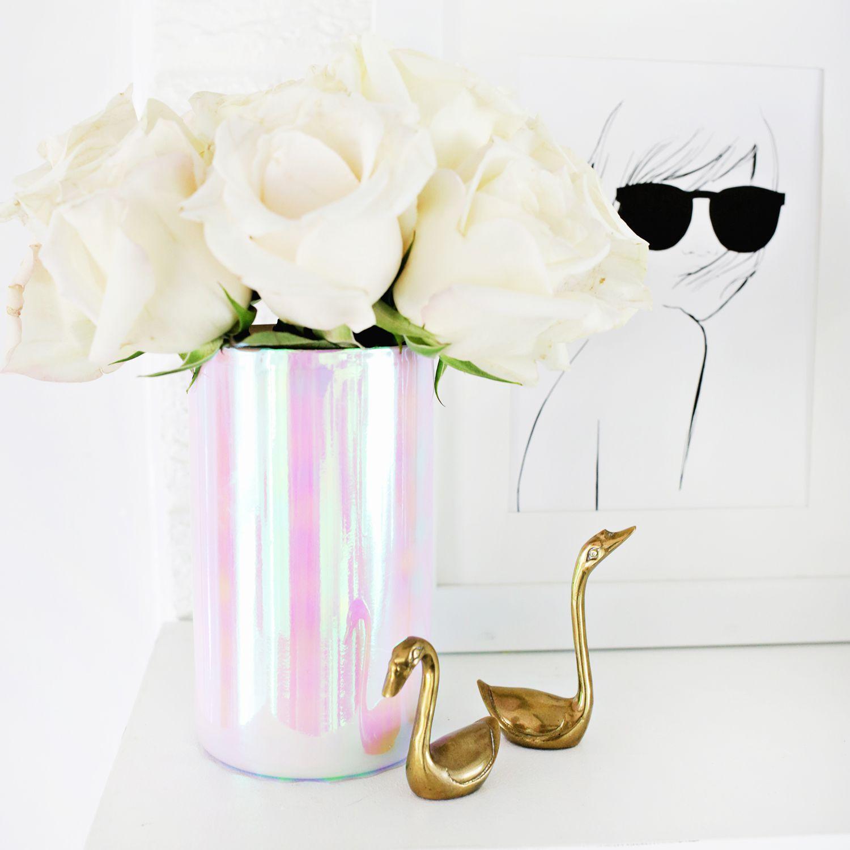 DIY Holographic Vase