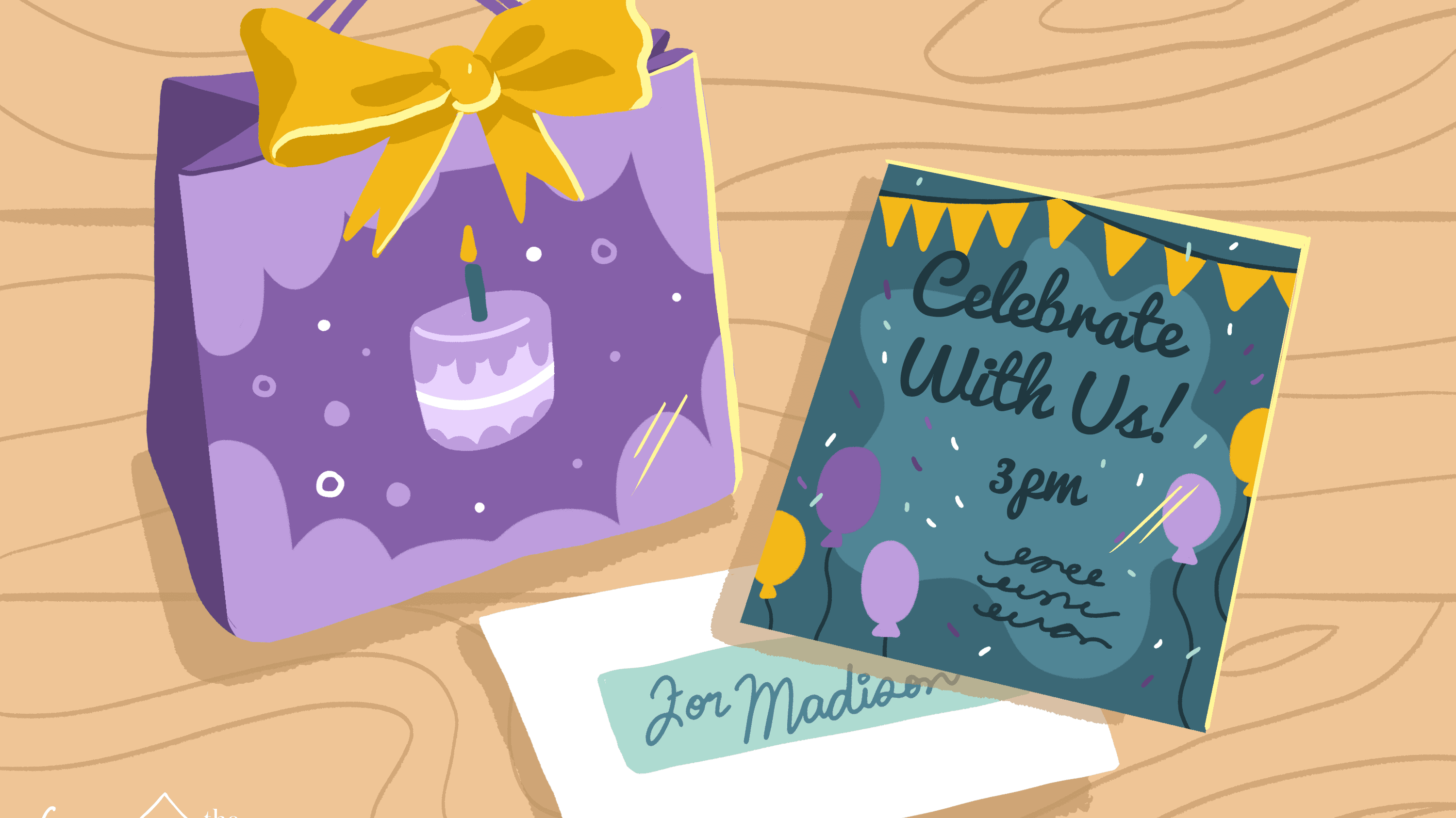 14 Free, Printable Birthday Invitations