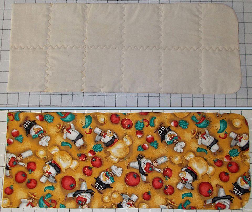 How To Sew A Microwavable Potato Bag