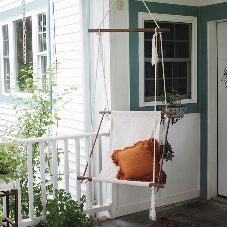 20 Epic Ways To Diy Hanging And Swing Chairs Home Design Lover