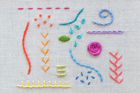 40 Stitches Every Embroiderer Should Know Stunning Hand Stitch Embroidery Patterns