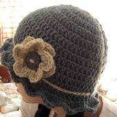 Crochet Cloche Hat Free Pattern df241281cbd