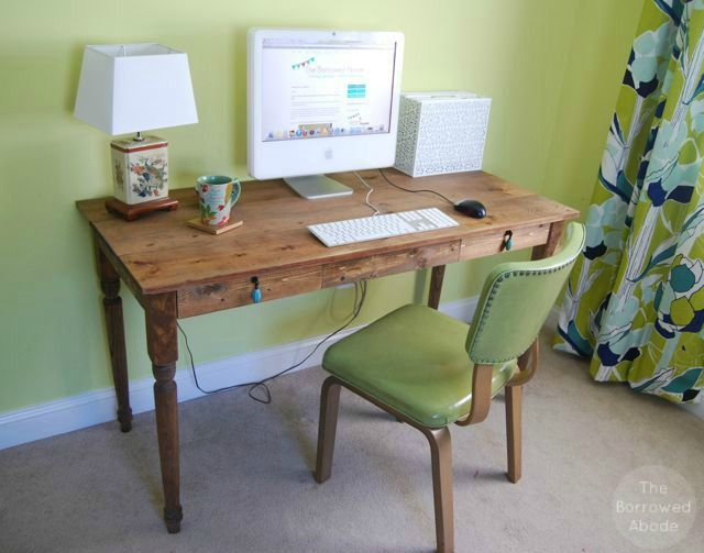 Prime 15 Free Diy Desk Plans You Can Build Today Download Free Architecture Designs Rallybritishbridgeorg