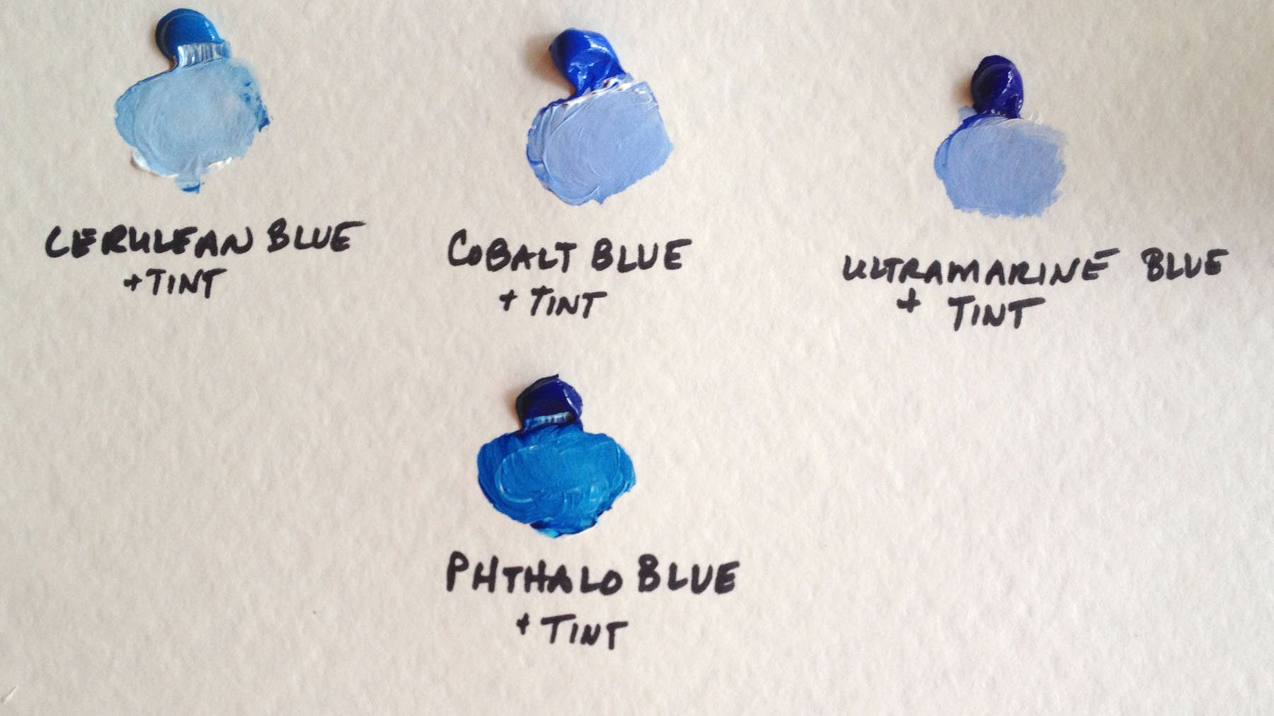 The Temperature Of Blue Which Blues Are Warm Or Cool