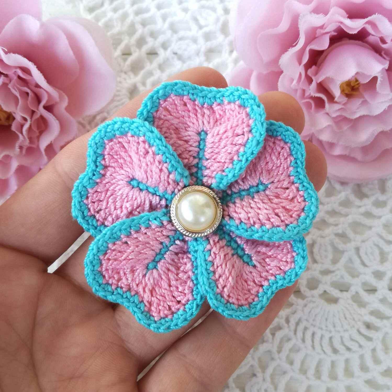 a98f17206bc8c 25 Easy Crochet Flower Patterns