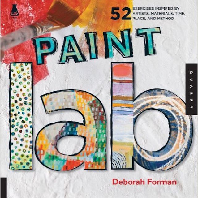 Paint Lab, a Book of Painting Ideas