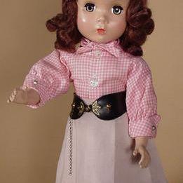 "Madame Alexander ""Maggie Face"" Doll"