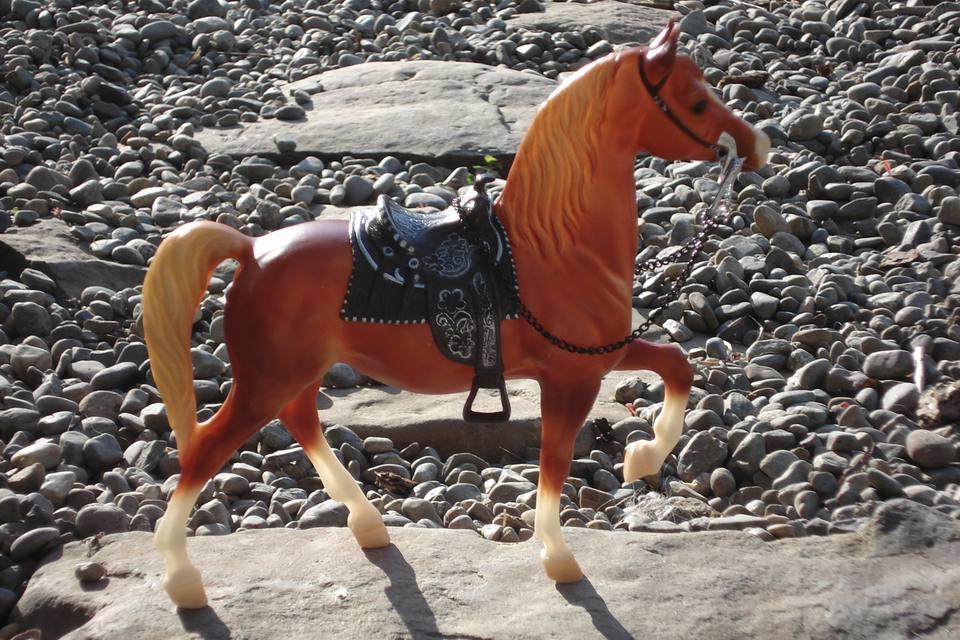 Breyer horse model