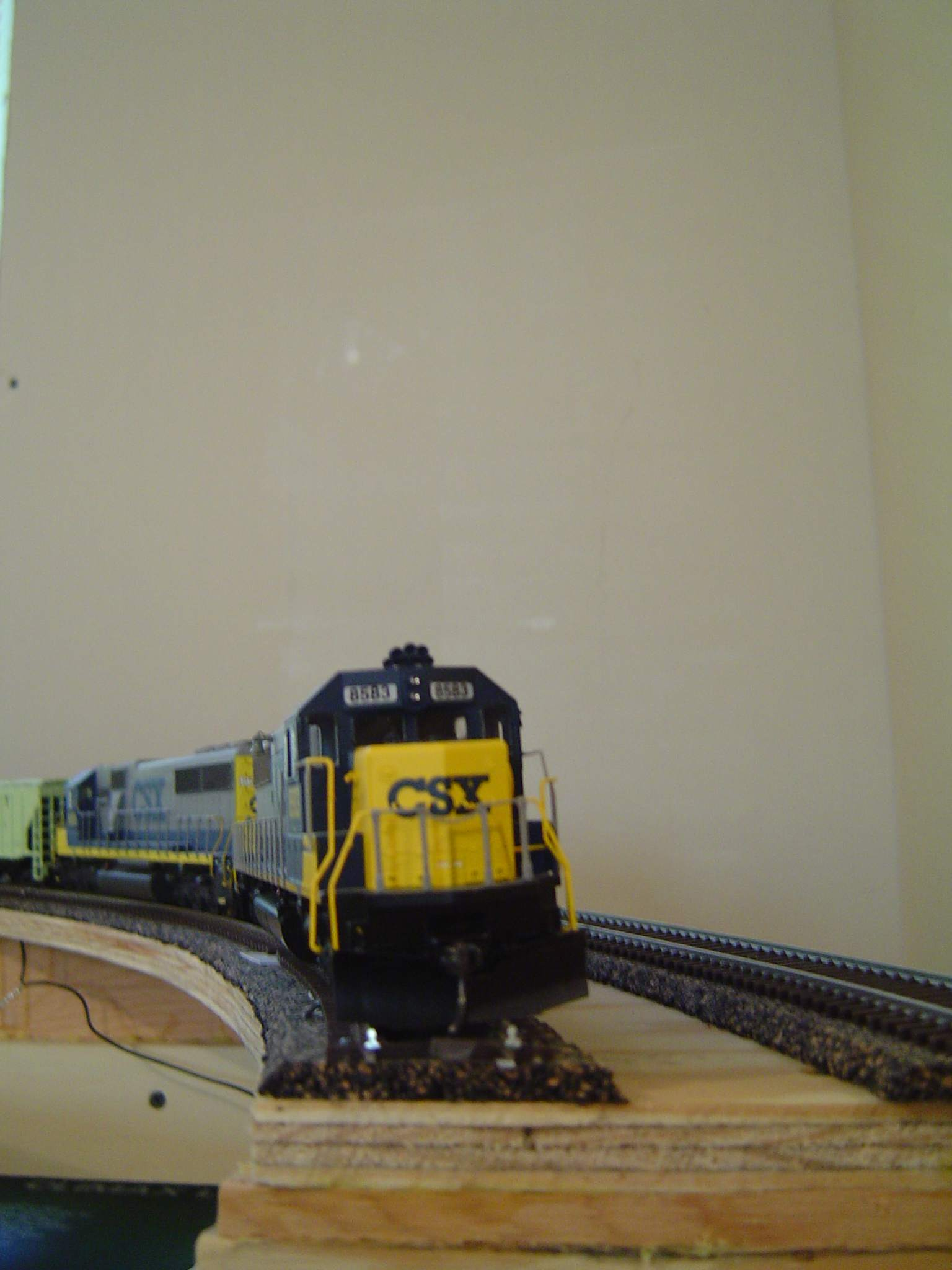 Laying Flex Track for Model Trains