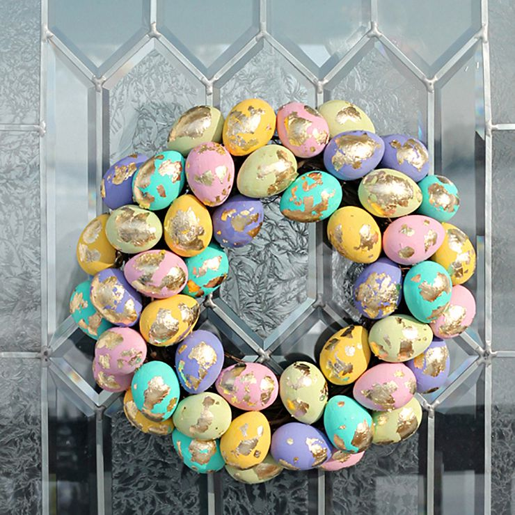 decortive ester ccents easter rabbit decor bunny.htm 21 diy easter wreaths perfect for your front door  21 diy easter wreaths perfect for your