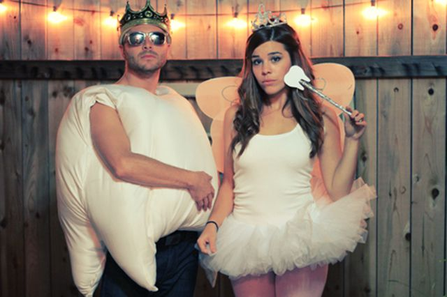 26 Diy Couples Halloween Costumes