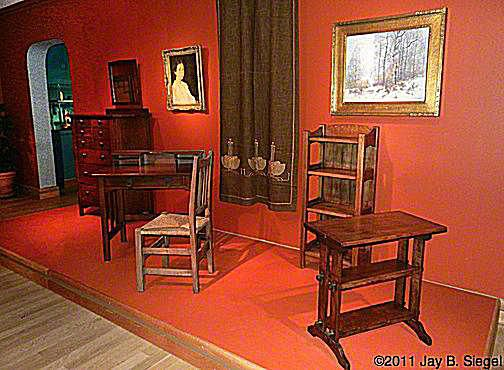 Gallery Featuring the Arts and Crafts Movement at the Morse Museum of American Art