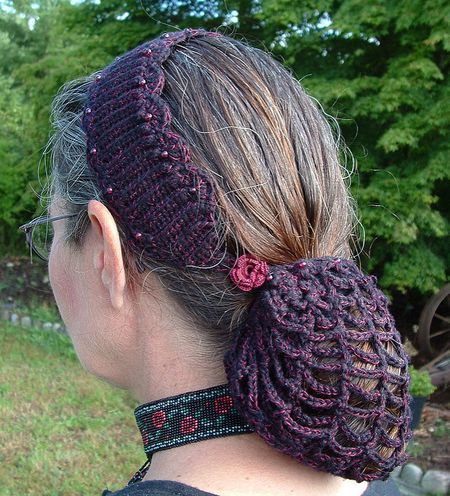 10 Crochet Snood Patterns