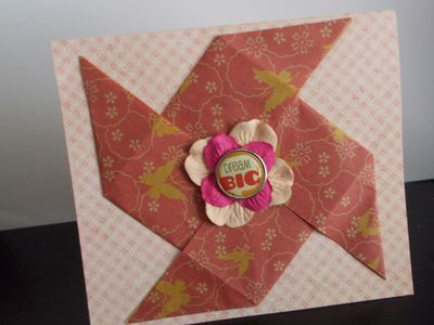 Different types of pretty origami flowers ten ideas for origami greeting cards mightylinksfo