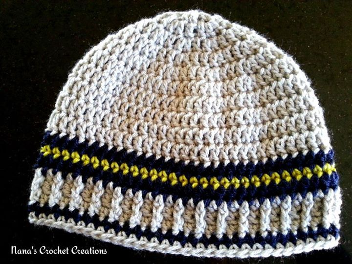 Crochet Men s Hat Free Patterns b2cb7adcbb6