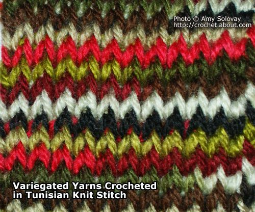 Ways To Combine Variegated Yarn Beauteous Variegated Yarn Crochet Patterns